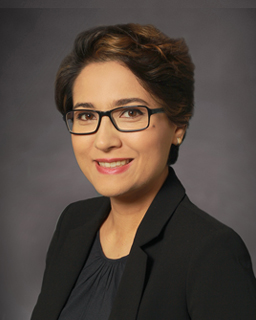 Photo of Aida Ebrahimi